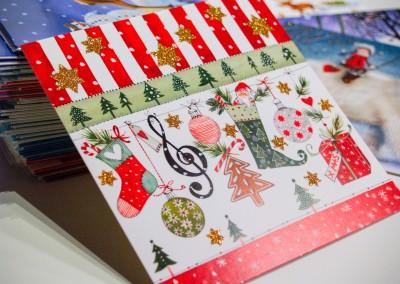 Biglietto di Natale Christmas Time
