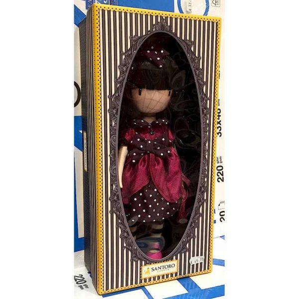 bambola doll santoro gorjuss ladybird