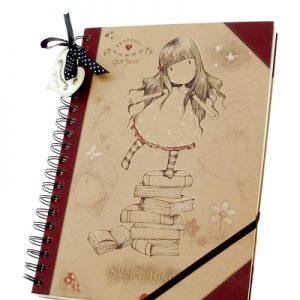 santoro gorjuss quaderno album