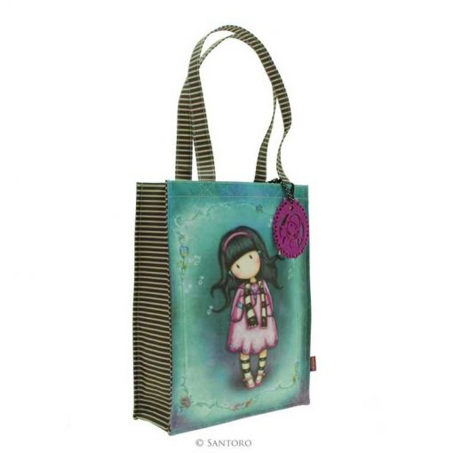 borsa shopper santoro gorjuss