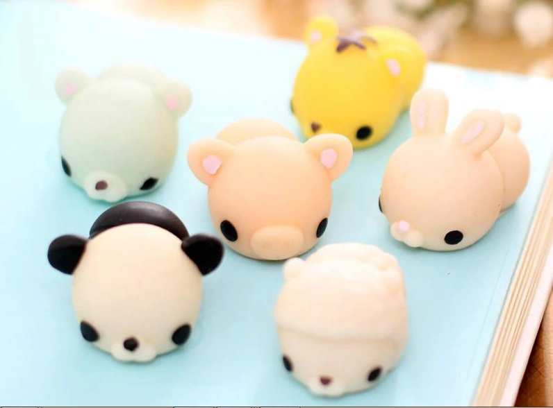 Squishy Little Animals : Squishy 2.0 Little Animal Happy Shop