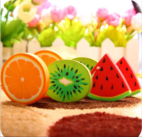 gomma frutta