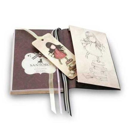 Quaderno Penna Segnalibro