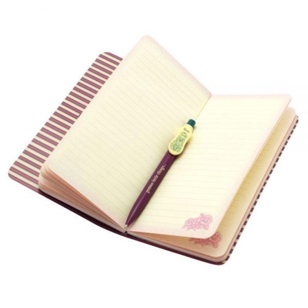 Quaderno con penna Gorjuss Santoro