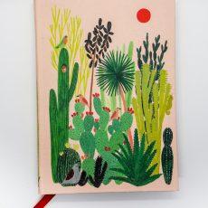 Quaderno Diario Cactus