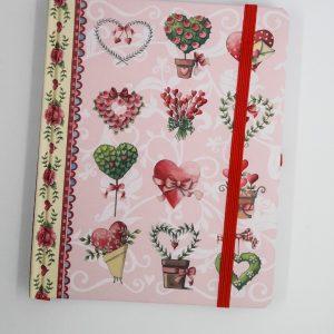 Quaderno Diario Love