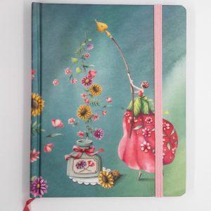 Quaderno fata dei fiori