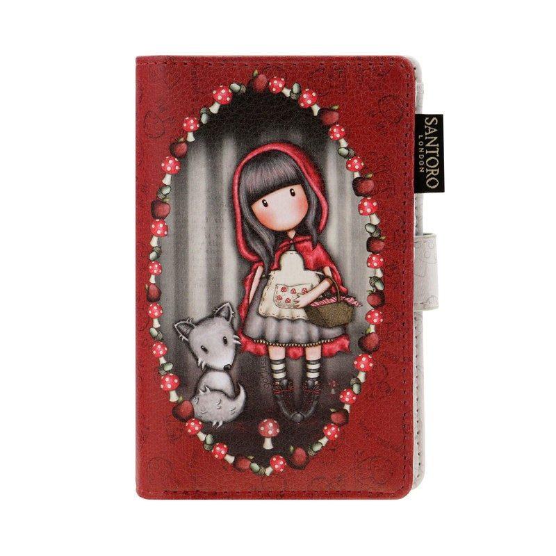 più economico 60d32 f45ad Portafoglio Small Gorjuss Santoro – 342GJ20 .   Happy Shop
