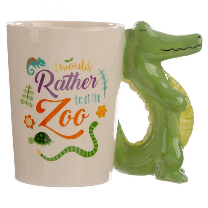 Tazza Mug coccodrillo