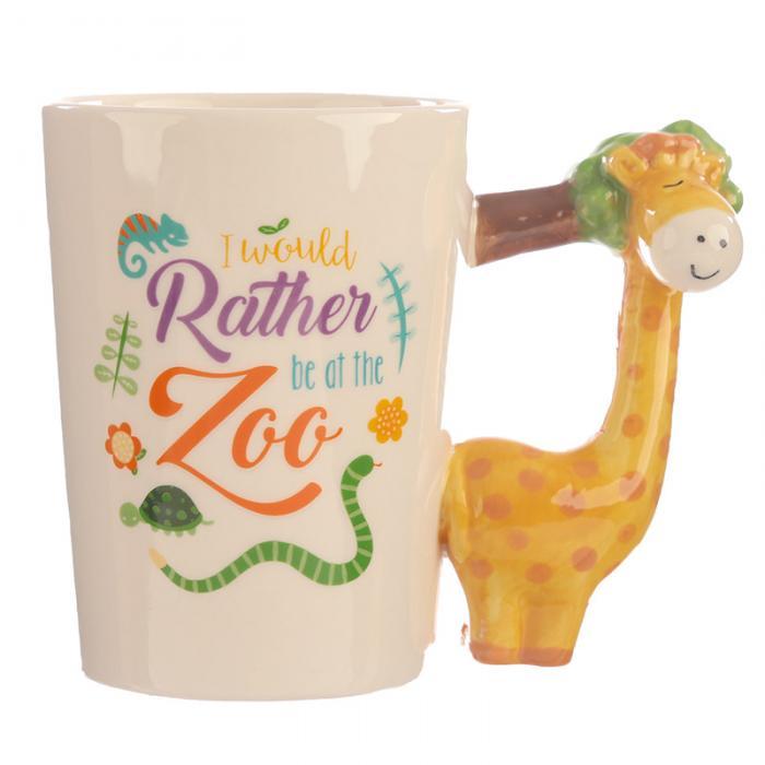 Tazza mug giraffa