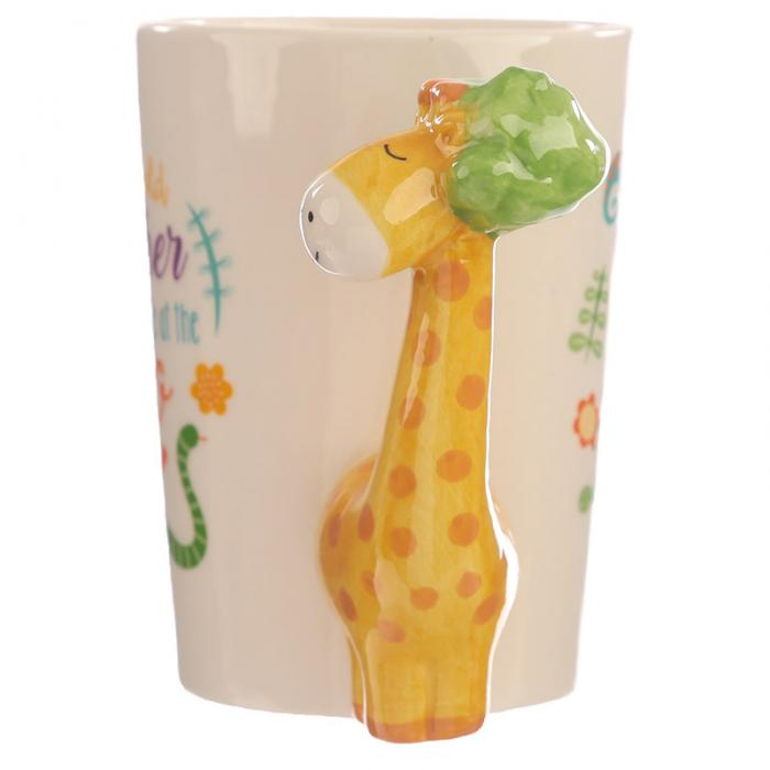 Tazza giraffa