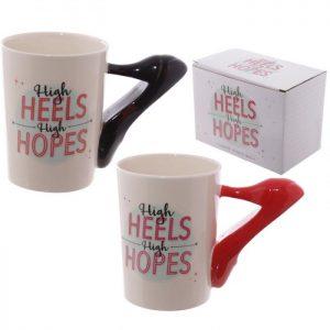 Tazza mug scarpa spillo