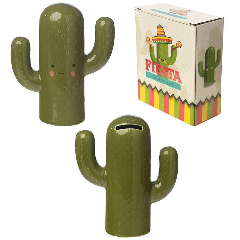 Salvadanaio Cactus