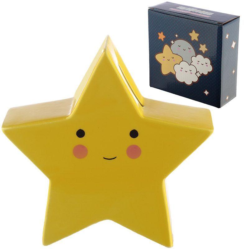 Salvadanaio kawaii stella
