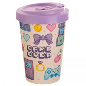 Tazza Mug Termica Gamer Game Over