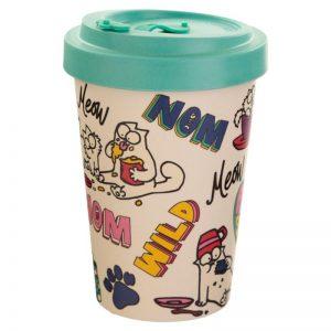 Tazza Mug Termica Simon's Cat