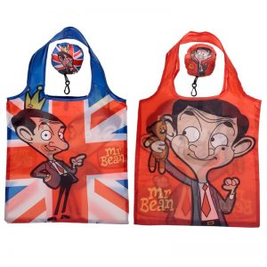 Shopper Mr Bean Borsa Pieghevole