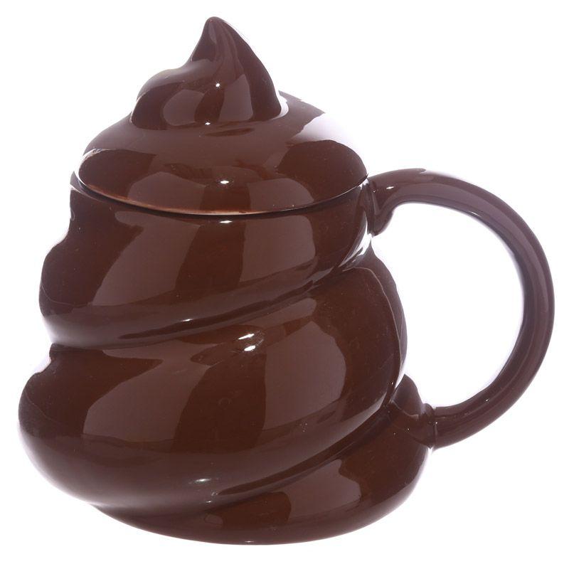 Tazza Mug Cacca Pou Poop