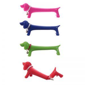 Penna biro cane dog bassotto