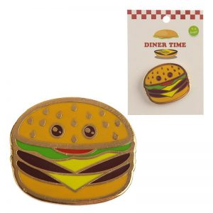 Spilla Pin Panino Cheesburger