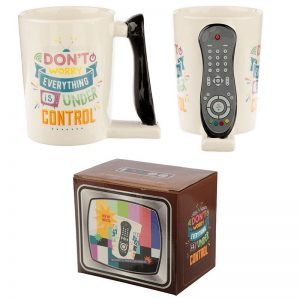 Tazza Mug Telecomando TV