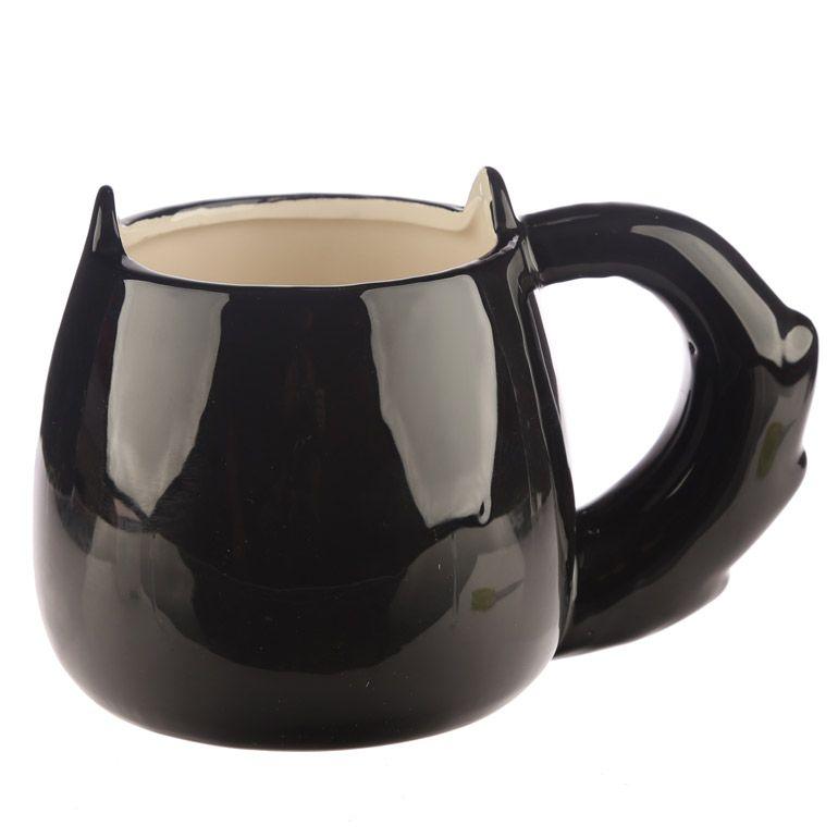 Tazza Mug Gatto Nero Cat