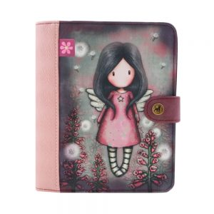 1036gj02-deluxe-journal-little-wings-gorjuss-santoro-notebook-bimba-bambina-rosa-fiore-fiori