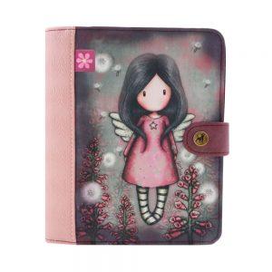 1036gj02-deluxe-journal-little-wings-gorjuss-santoro-notebook-bimba-bambina-rosa-fiore-fiori