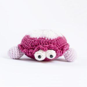 Samanta Tartaruga amigurumi schema istruzioni pattern croche crochet turtle