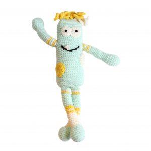 Amigurumi Michy Crochet Uncinetto Schema Pattern Istruzioni