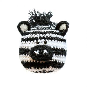 Giorgio Zebra amigurumi uncinetto crochet