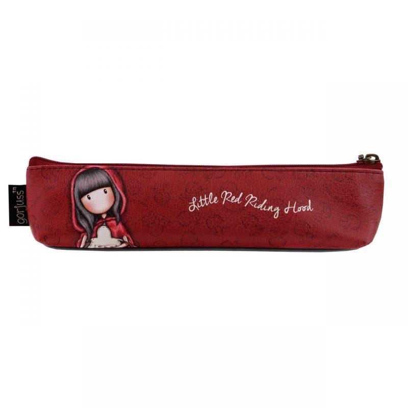 281GJ20_Gorjuss_Slim_Accessory_Case_rosso-santoro-bambina-bimba-carte-astuccio-zip-cerniera-porta-pochette-make-up-porta-pochette-astuccino