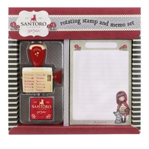 865GJ01_Gorjuss_Stamp_And_Memo_Pad_Set-timbro-blocco-notes-fogli-bimba-bambina-timbri-appunti
