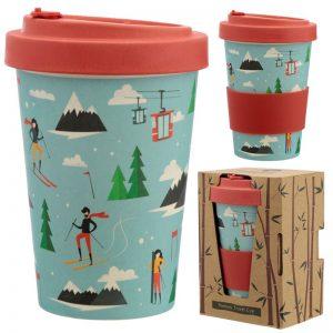 BAMB71-bamboo-bambu-travel-cup-tazza-eco-biodegradabile-sci-sciatori-neve-alberorosso-azzurro