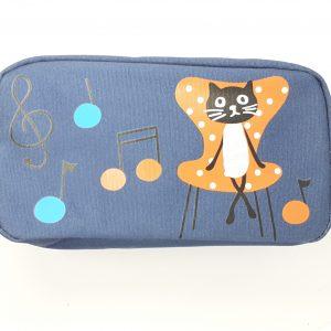 astuccio-astuccino-borsellino-borsello-porta-pencil-case-biro-cats-garden-gatti-gatto-blu-zip-tk12-785