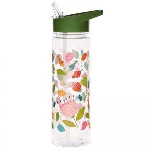 borraccia-bottiglia-bot-trasparente-bottle-trasparente-autunno-floreale-fiori-fiore-verde-green-bot66