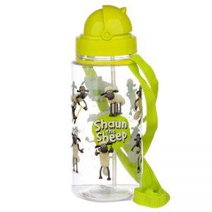 borraccia-bottiglia-bot-trasparente-bottle-trasparente-shaun-vita-pecora-verde-green-bot49