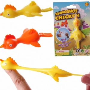 fionda-forma-gallina-chicken-giallo-arancione-slingshot-ty534