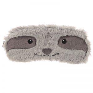 maschera-mascherina-dormire-sonno-notte-occhi-cutie-eyemask-eye-bradipo-grigio-grey-epp11