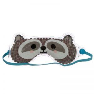 maschera-mascherina-dormire-sonno-notte-occhi-cutie-eyemask-eye-gel-procione-epp26