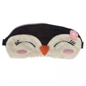 maschera-mascherina-dormire-sonno-notte-occhi-cutie-eyemask-eye-pinguino-penguin-xepp18