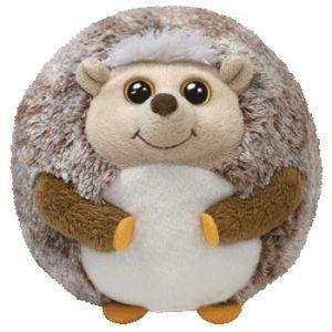 peluche-ballz-animaletto-animals-animal-beanie-ball-riccio-marrone-palla-pupazzo-pupazzetto-soffice