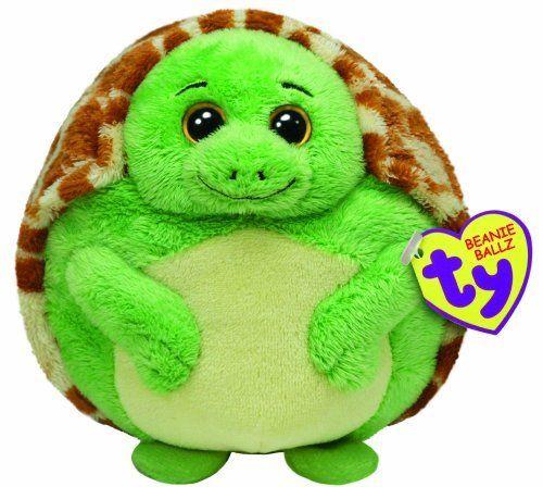 peluche-ballz-tartaruga-animaletto-animale-animals-turtle-ball-verde-palla-pupazzo-pupazzetto-soffice