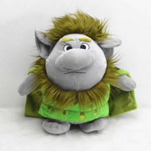 peluche-disney-animaletto-animale-animals-troll-frozen-verde-pupazzo-pupazzetto-soffice