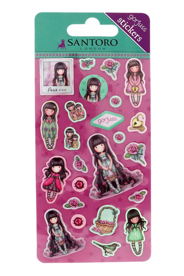 sticker-stickers-adesivo-adesivi-gorjuss-santoro-bimba-bambina-rosa-viola-680GJ08