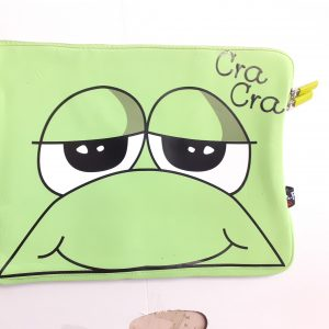 busta-bustina-cover-computer-pc-sacca-astuccio-porta-rana-cra-frog-animal