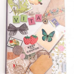 diario-diary-notebook-quaderno-quadernino-personale-life-canvas-farfalla-keep-coupon-farfalle-vita-appunti