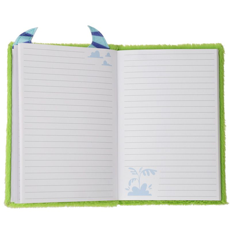 note-pad-quaderno-quadernino-verde-green-mostro-monster-fluffies-memo62