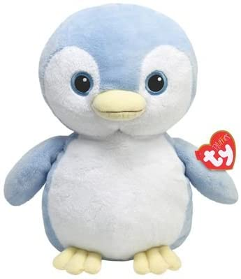 peluche-animaletto-animals-animal-pinguino-penguin-blu-azzurro-pupazzo-pupazzetto-soffice