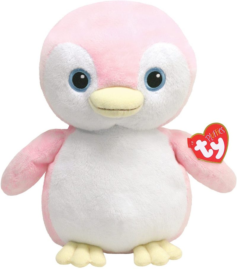 peluche-animaletto-animals-animal-pinguino-penguin-rosa-pink-pupazzo-pupazzetto-soffice